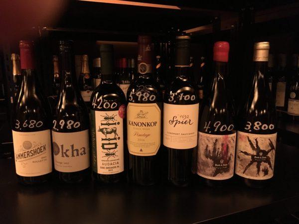 神田のワイン食堂